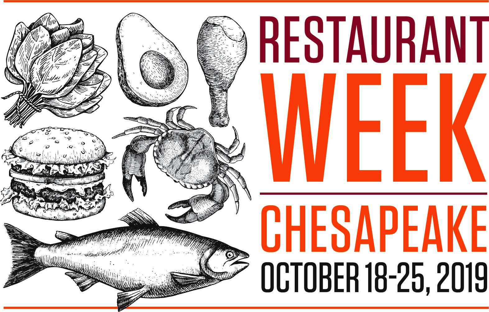 Chesapeake Restaurant Week 2019