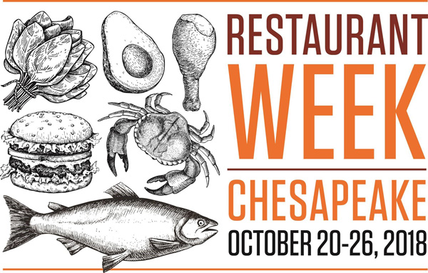 Chesapeake Restaurant Week 2018
