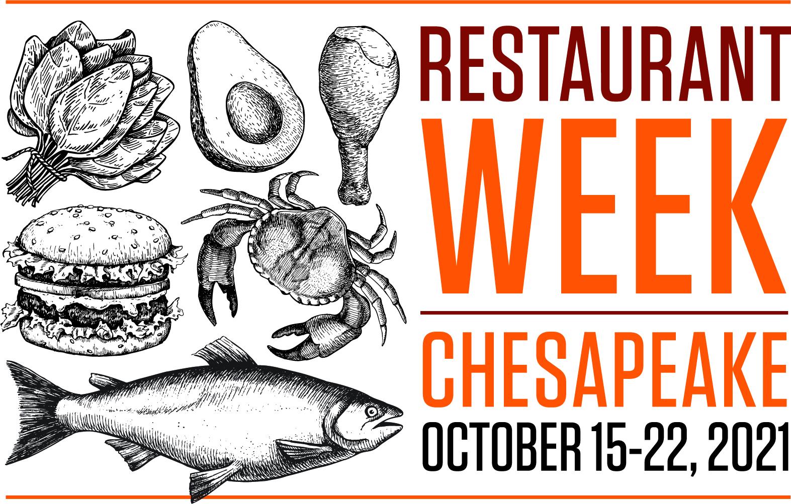 Chesapeake Restaurant Week 2021